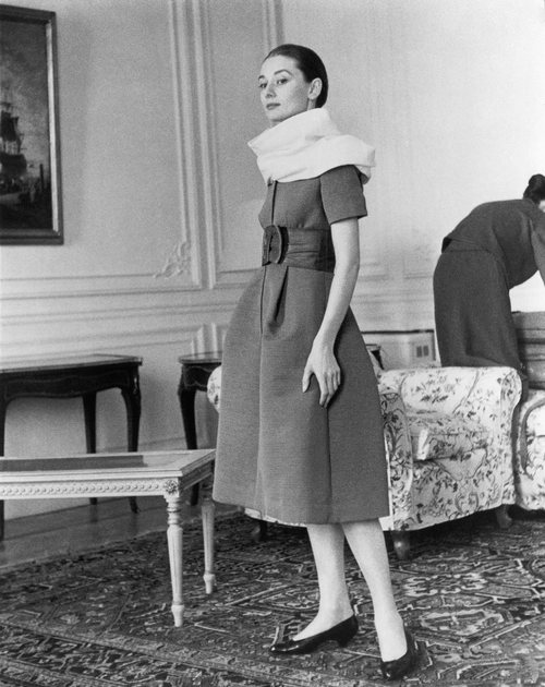 The Woman With A Signature Look Audrey Hepburn The